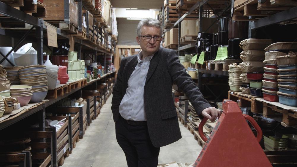 Julian Riess, industriel